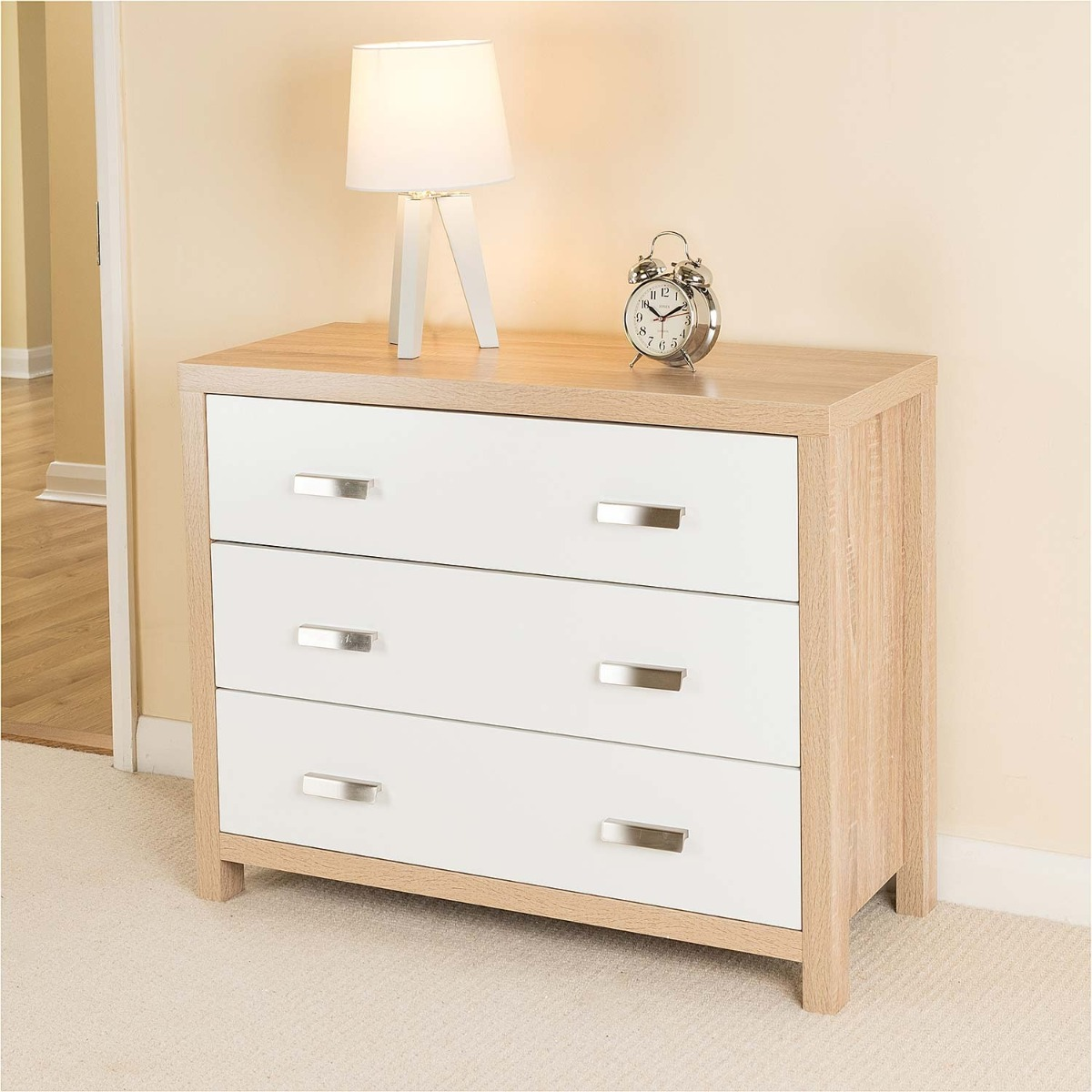 Cabinet Bedroom Furniture: Bedroom Furniture Chest Of Drawers Bed Side Table Cabinet